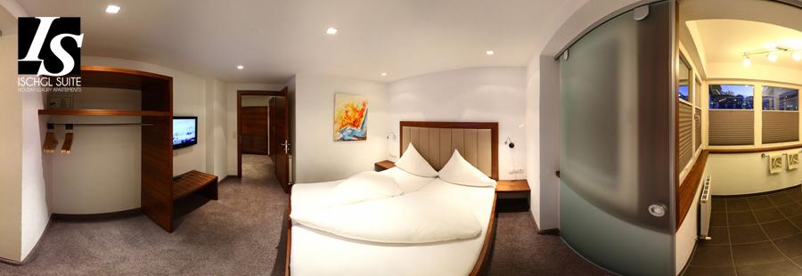 Atrium Schlafzimmer